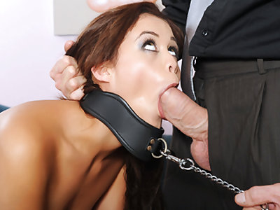 Hotwife Girlfriend Gets Dominated